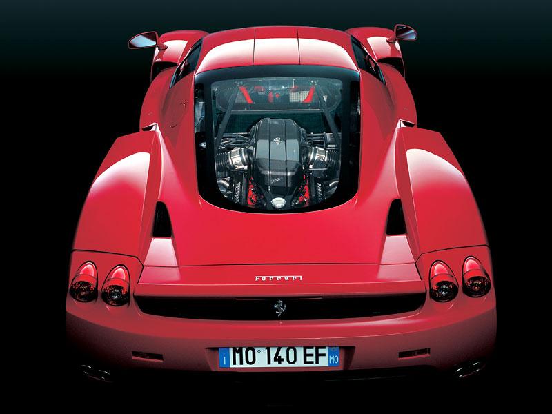 Ferrari F70: po Enzu přijde osmiválec a odtučňovací kúra: - fotka 15