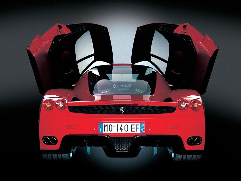 Ferrari F70: po Enzu přijde osmiválec a odtučňovací kúra: - fotka 16