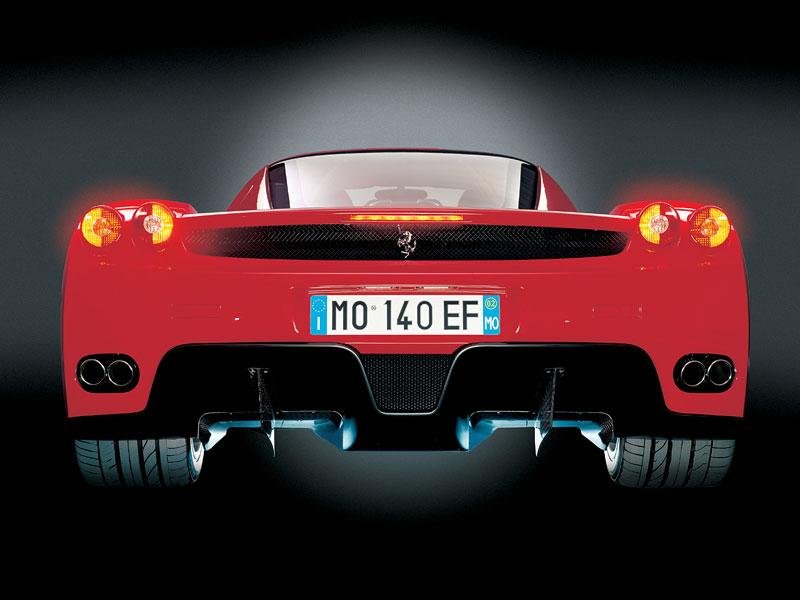 Ferrari F70: po Enzu přijde osmiválec a odtučňovací kúra: - fotka 17