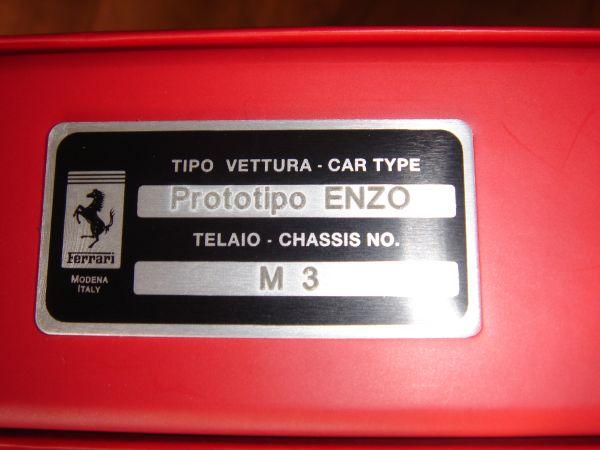 Unikátní prototyp Ferrari Enzo je na prodej: - fotka 28