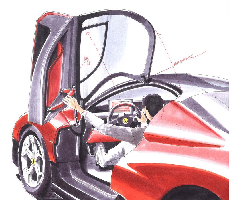 Ferrari F70: po Enzu přijde osmiválec a odtučňovací kúra: - fotka 28