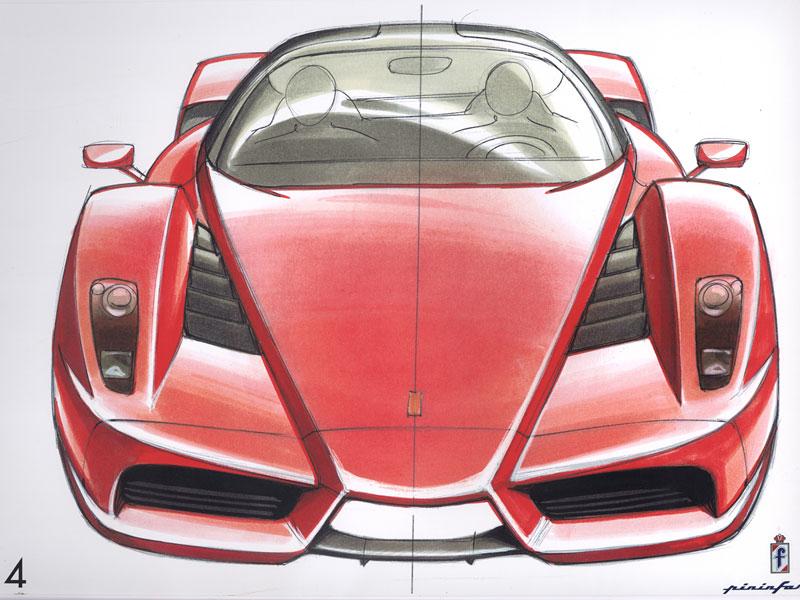 Ferrari F70: po Enzu přijde osmiválec a odtučňovací kúra: - fotka 30