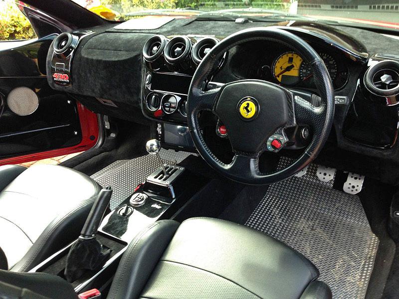 Ferrari F430 Scuderia... tak trochu...: - fotka 1