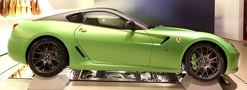 Ženeva 2010: Ferrari 599 GTB jako zelený hybrid: - fotka 3