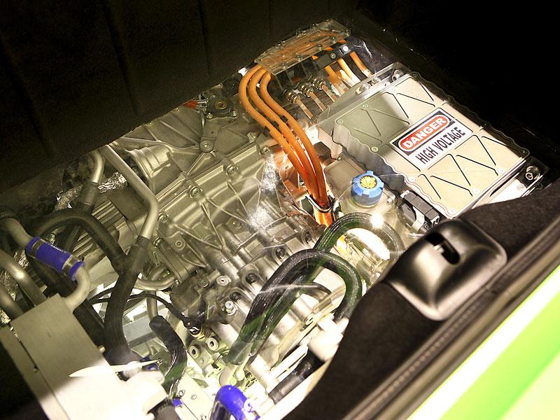 Ženeva 2010: Ferrari 599 GTB jako zelený hybrid: - fotka 4
