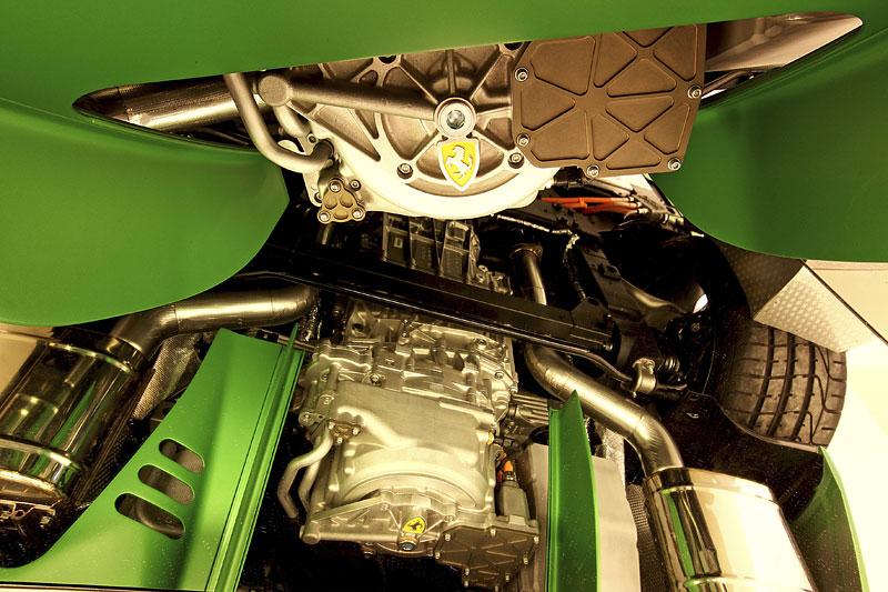 Ženeva 2010: Ferrari 599 GTB jako zelený hybrid: - fotka 6
