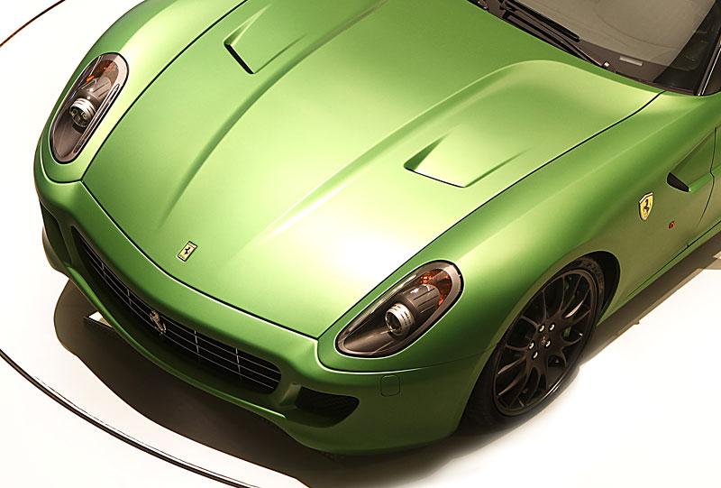 Ženeva 2010: Ferrari 599 GTB jako zelený hybrid: - fotka 8
