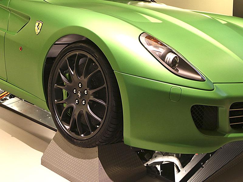 Ženeva 2010: Ferrari 599 GTB jako zelený hybrid: - fotka 11