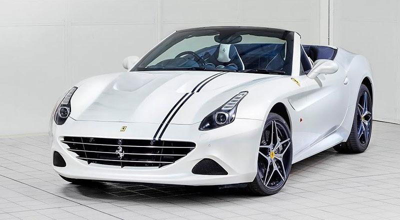 Ferrari California T Tailor Made: Ladičů netřeba: - fotka 5