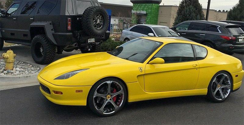 Podivná výměna. Majitel vyndal z Ferrari V12 a nainstaloval motor od Toyoty. Proč?: - fotka 9
