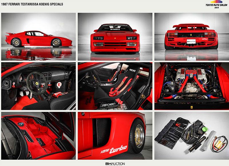 V Japonsku se chystá jedna z nejúžasnějších aukcí aut, co jsme viděli: - fotka 12