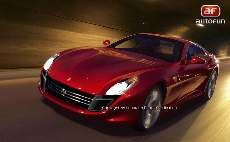 Spy Photos: Ferrari Scaglietti (ilustrace): - fotka 2