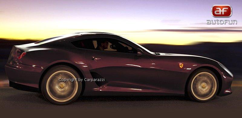 Spy Photos: Ferrari Scaglietti (ilustrace): - fotka 3
