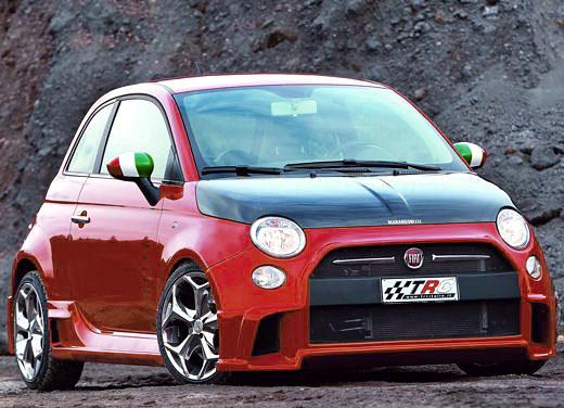 Essen 2007: Fiat 5-0-0 Super TRC Marangoni – Rozzlobená beruška: - fotka 7