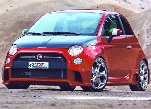 Essen 2007: Fiat 5-0-0 Super TRC Marangoni – Rozzlobená beruška: - fotka 8