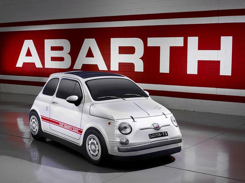 Paříž 2008 - Fiat 500 Abarth Esseesse - kompletní info: - fotka 17