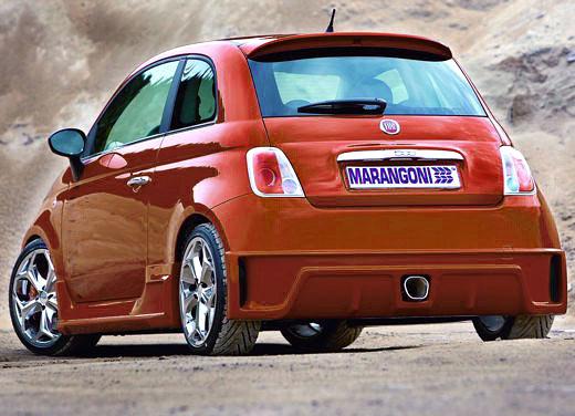 Essen 2007: Fiat 5-0-0 Super TRC Marangoni – Rozzlobená beruška: - fotka 10