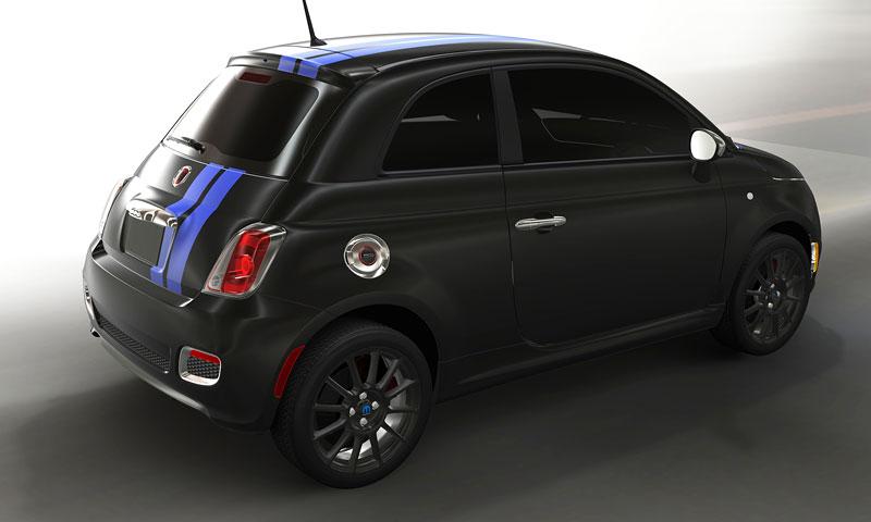 Detroit 2011: Další člen rodiny Mopar se jmenuje Fiat 500: - fotka 3