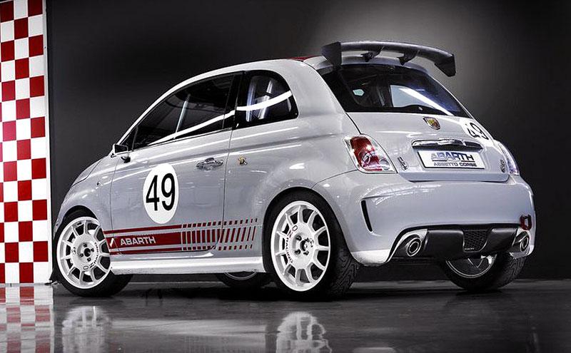 Paříž 2008 - Fiat 500 Abarth Esseesse - kompletní info: - fotka 23