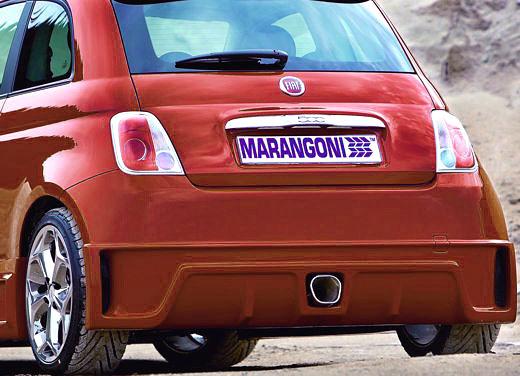 Essen 2007: Fiat 5-0-0 Super TRC Marangoni – Rozzlobená beruška: - fotka 11
