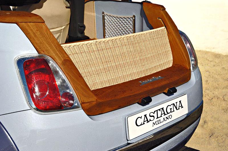 Fiat 500 Tender Two od Castagna - plážová hračka: - fotka 14