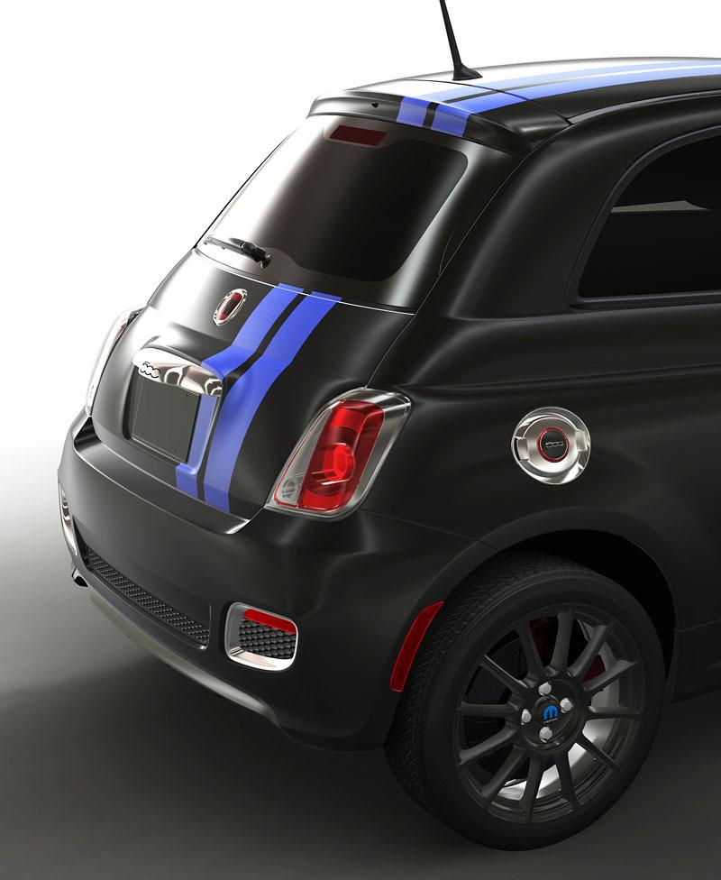 Detroit 2011: Další člen rodiny Mopar se jmenuje Fiat 500: - fotka 6