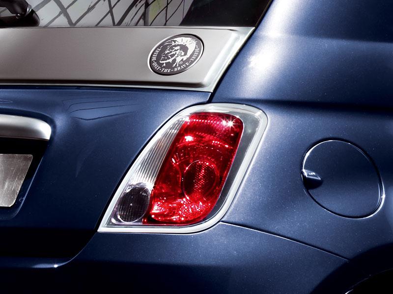 Fiat 500 by Diesel: s novým lakem (a motorem): - fotka 4