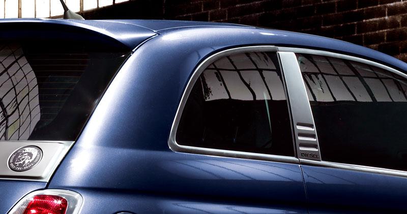 Fiat 500 by Diesel nově i jako 500C: - fotka 9