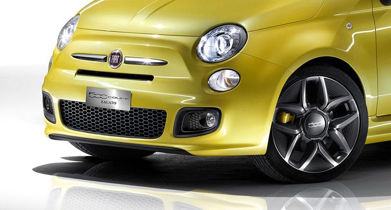 Ženeva 2011 živě: Fiat 500 Coupé Zagato: - fotka 17