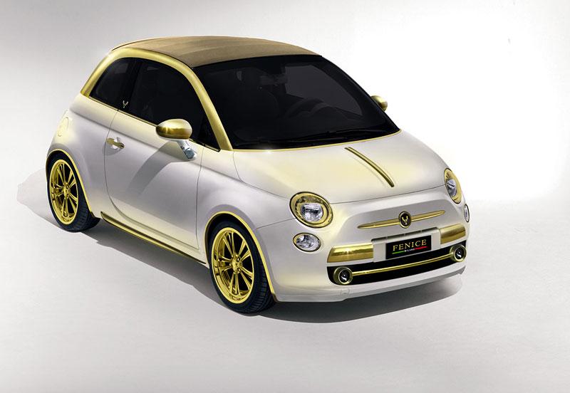 La Dolce Vita aneb Fiat 500C od Fenice Milano: - fotka 5
