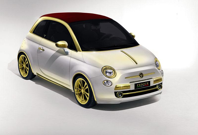 La Dolce Vita aneb Fiat 500C od Fenice Milano: - fotka 6