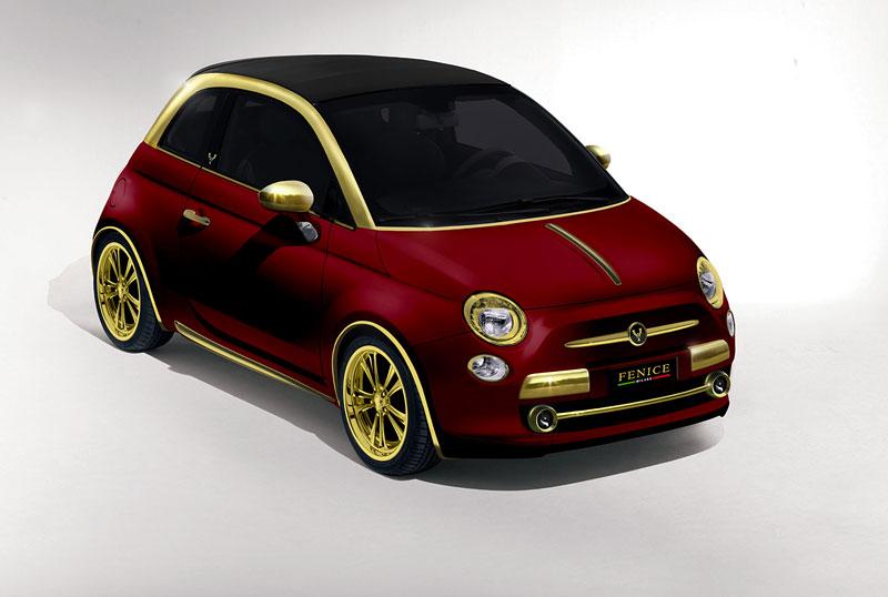 La Dolce Vita aneb Fiat 500C od Fenice Milano: - fotka 7
