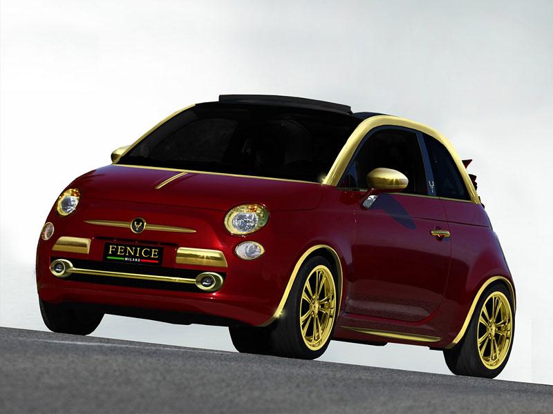 La Dolce Vita aneb Fiat 500C od Fenice Milano: - fotka 8