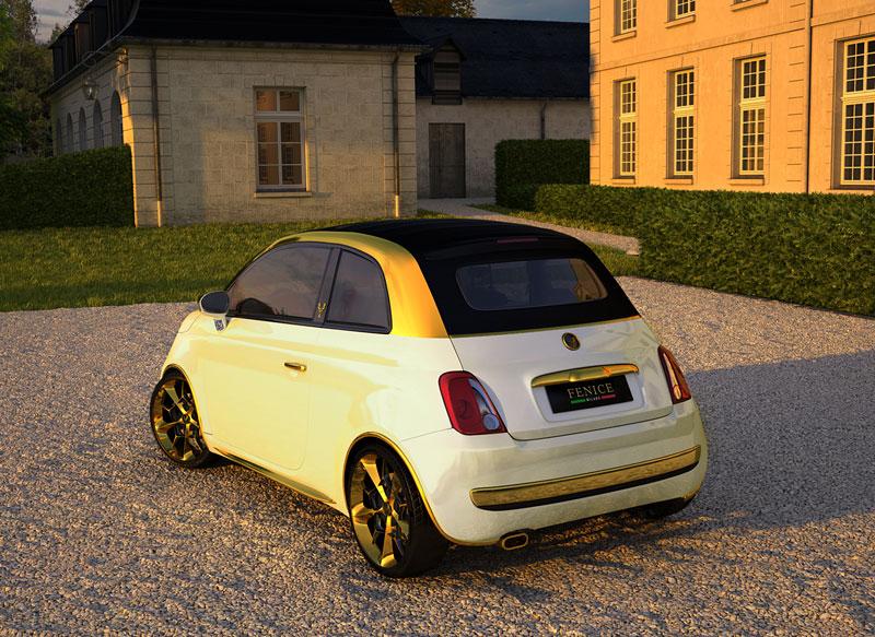 La Dolce Vita aneb Fiat 500C od Fenice Milano: - fotka 10