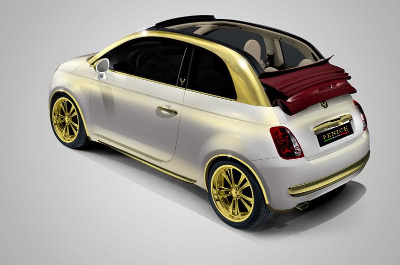 La Dolce Vita aneb Fiat 500C od Fenice Milano: - fotka 13