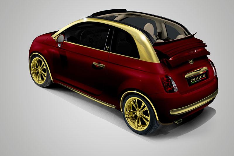La Dolce Vita aneb Fiat 500C od Fenice Milano: - fotka 14