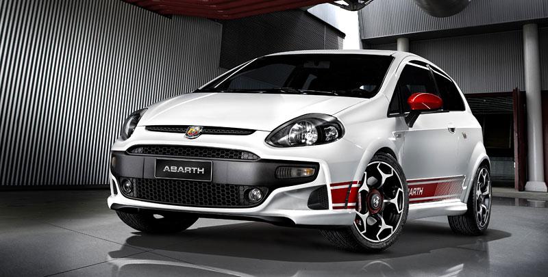 Abarth Punto Evo: po faceliftu ostřejší: - fotka 1