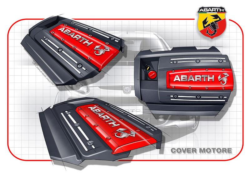 Abarth Punto Evo: po faceliftu ostřejší: - fotka 10