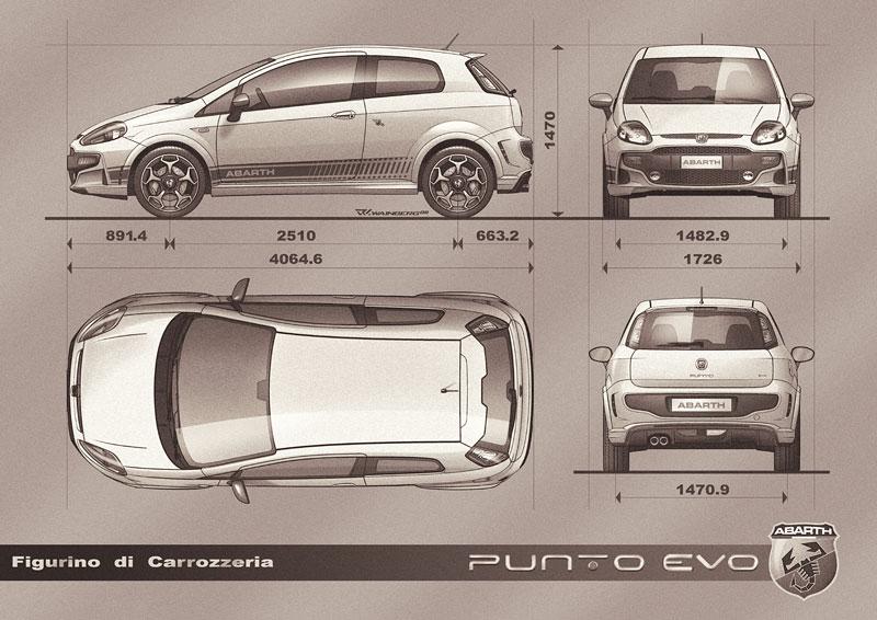 Abarth Punto Evo: po faceliftu ostřejší: - fotka 11