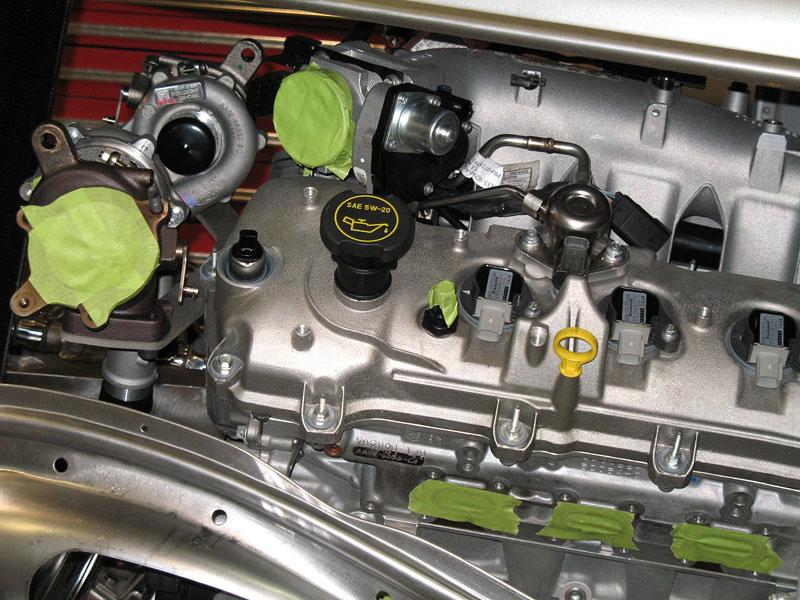 Ford 1934 EcoBoost Hot Rod: časy se mění: - fotka 4