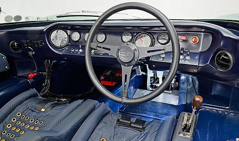 Ford GT40 Roadster: Tovární prototyp na prodej: - fotka 1