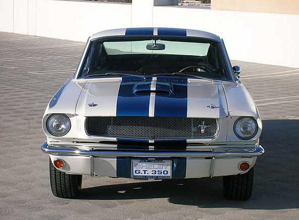 Shelby GT350: prototyp modelového roku 1966 na prodej: - fotka 2