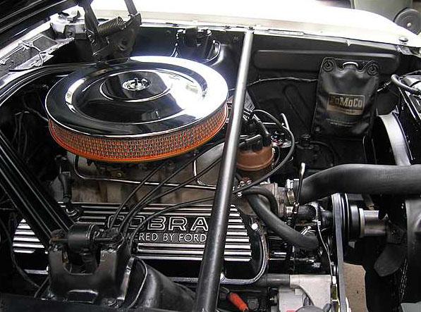 Shelby GT350: prototyp modelového roku 1966 na prodej: - fotka 8