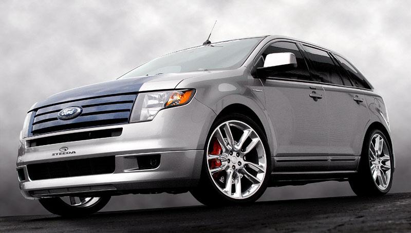 Steeda Edge Sport: nový styl pro crossover od Fordu: - fotka 4