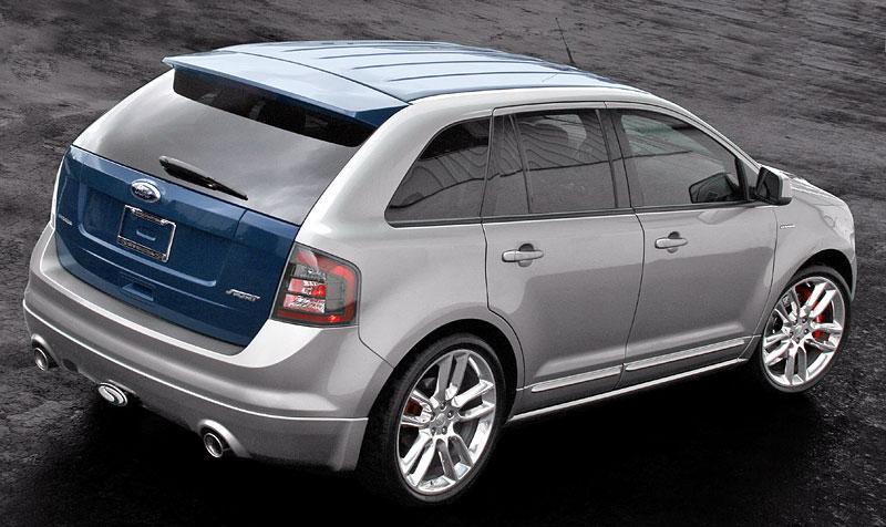 Steeda Edge Sport: nový styl pro crossover od Fordu: - fotka 5