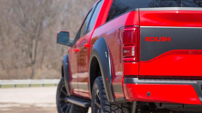 Ford F-150 jako Roush F-150 SC nabízí 600 koní: - fotka 6