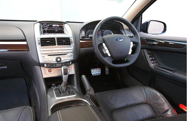 Ford FPV F6 E: výkonný sedan z Austrálie: - fotka 1
