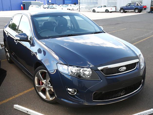 Ford FPV F6 E: výkonný sedan z Austrálie: - fotka 2