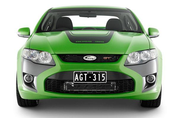 Ford Falcon GT FPV: downsizing po australsku: - fotka 2