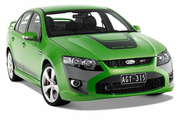 Ford Falcon GT FPV: downsizing po australsku: - fotka 3